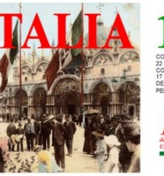 Venice and the Unification of Italy 150th Anniversary