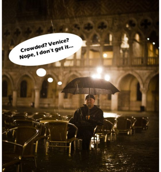 VENICE PHOTO OF THE DAY!