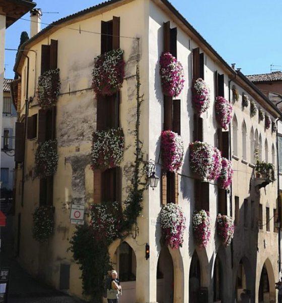 Asolo, little jewel in the Veneto Hills