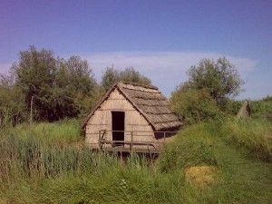 The old hut