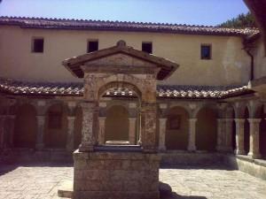 Convento ex-cappuccini a Tolfa