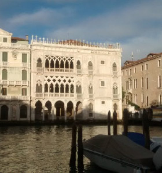 Facts, figures and bizarre things about  Venice