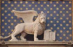 San Marco Lion, symbol of Venice