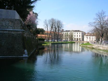 Treviso, waterways