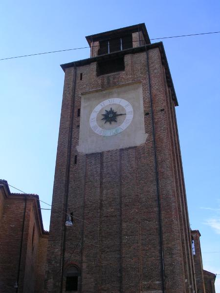 Campanile of the Duomo di Treviso