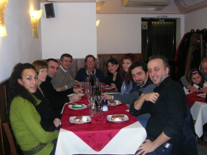 Expats in Venice, first meet-up, March 2010!