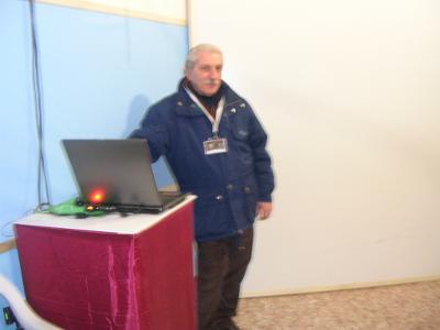 Astronomy and Mineral Exhibition in Villa Farsetti, Near Venice