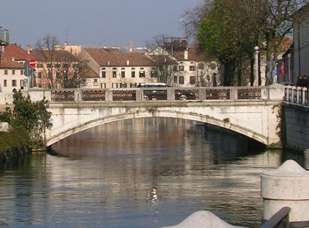 Treviso, water and history