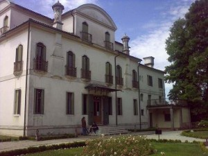 VILLA E BARCHESSA WIDMANN IN MIRA, JUST OUTSIDE VENICE