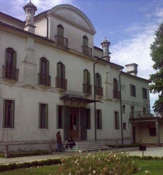 Villa & Barchessa Widmann in Mira, just outside Venice