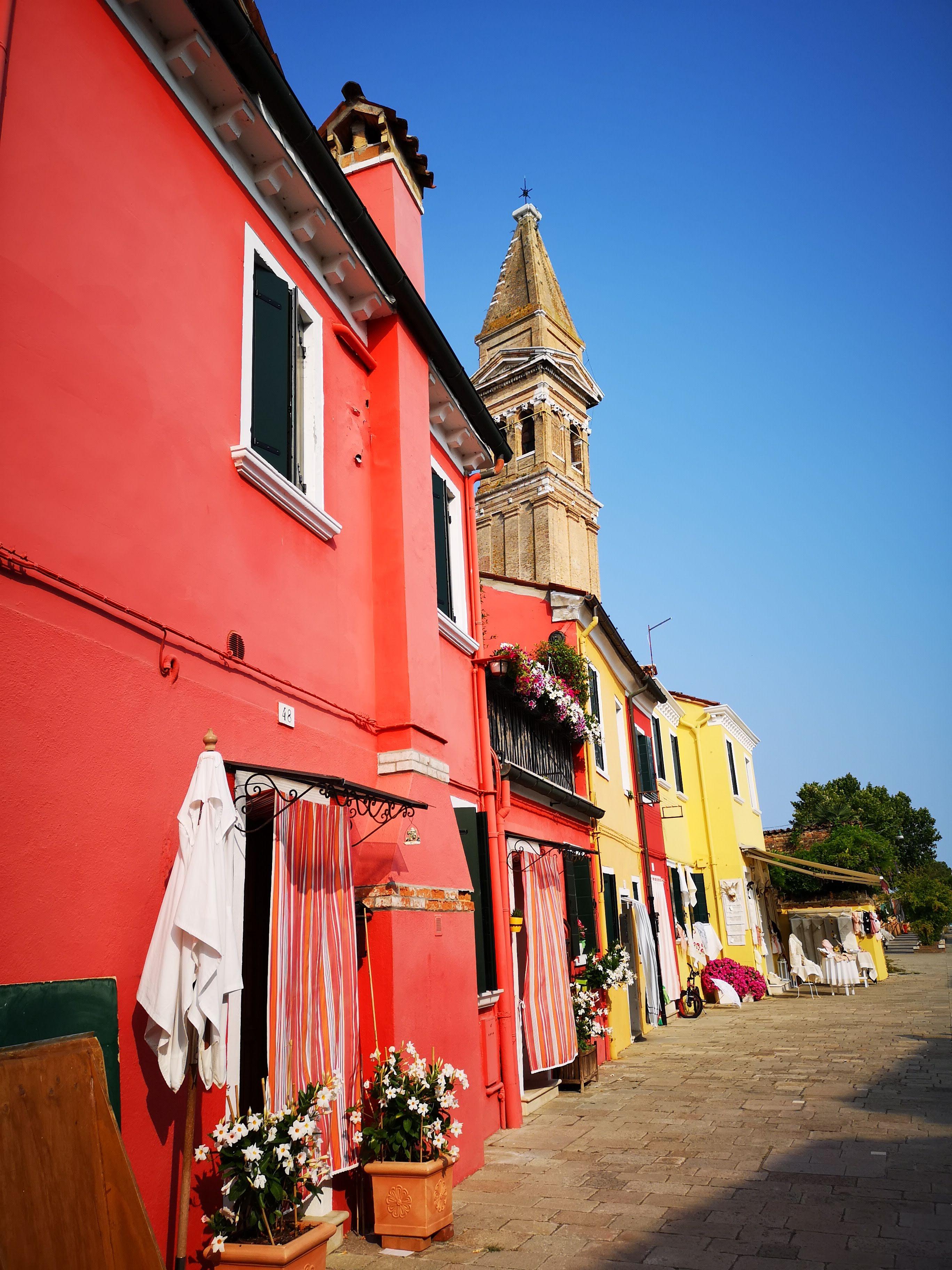 Burano, rainbow island