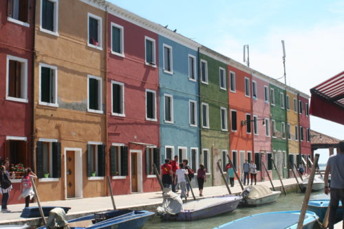 Burano in all its beauty