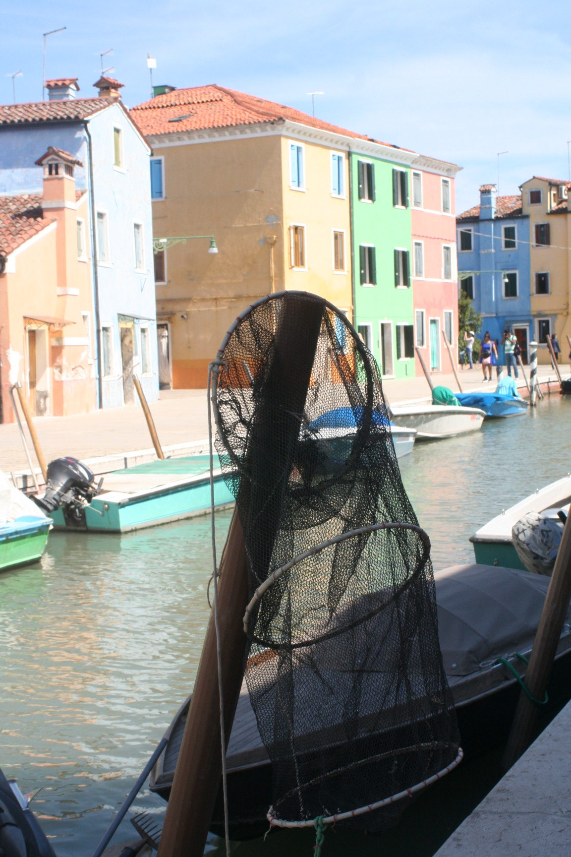 Burano, fishing island