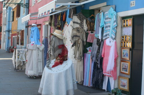 Burano, the lace