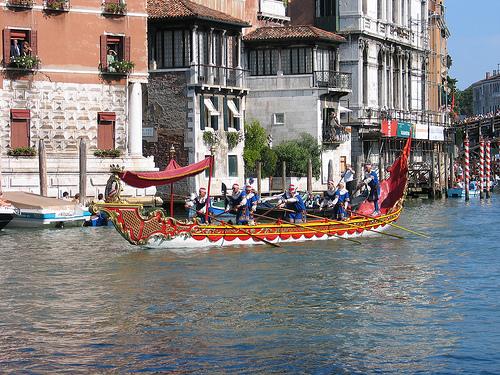 Regata Storica Venezia by Canon_Disaster