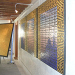 Orsoni's mosaics on display