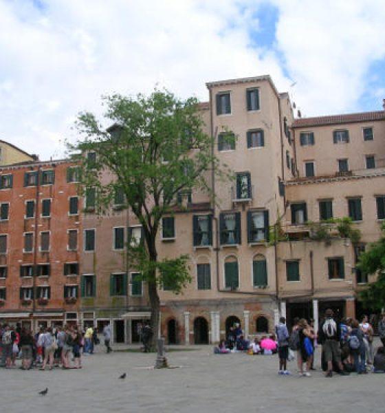 The Ancient Jewish Ghetto of Venice