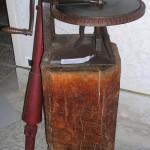 Orsoni - old machine