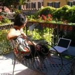 Domus Orsoni's Terrace