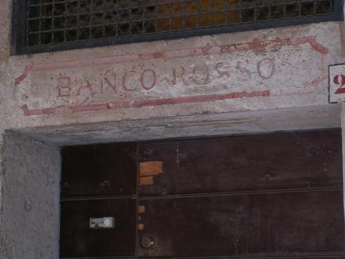 The Ancient Ghetto of Venice