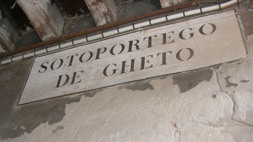 The Ancient Ghetto of Venice