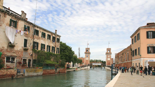 The Arsenal of Venice