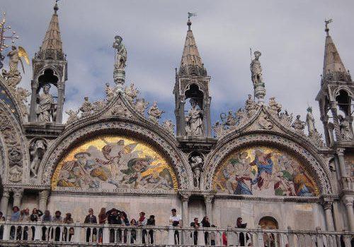 Basilica San Marco in Venice