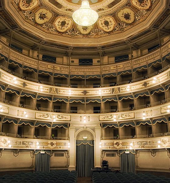 New years concert at la Fenice in Venice