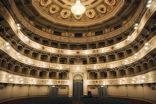 Theatre La Fenice by Andrea Balducci