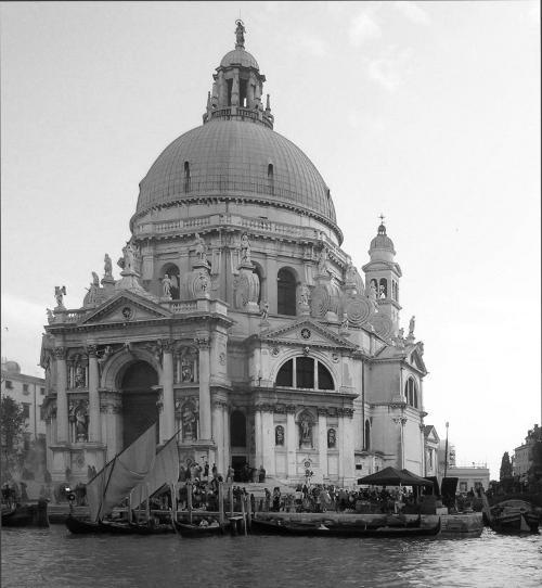 The Basilica of Salute