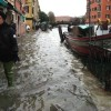 Acqua Alta in Venice December 3rd 2010, 136 cm