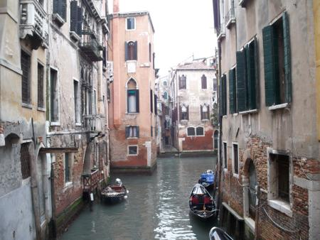 Venice, to be lived