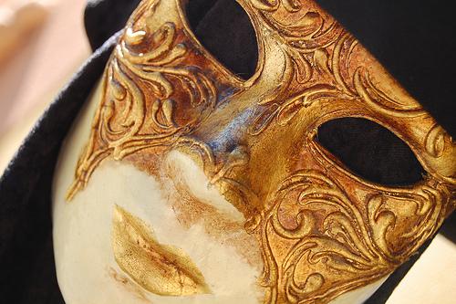 Mask by Jayneandd