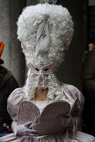 The History of Masks in Venice
