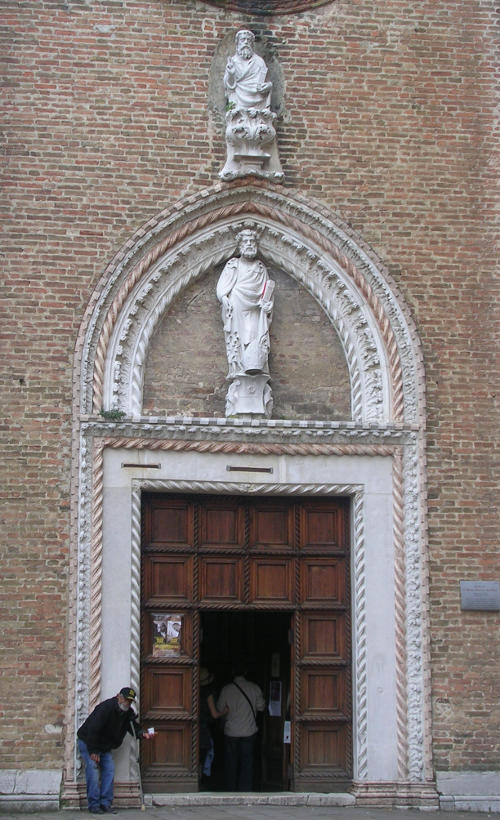 venice churches