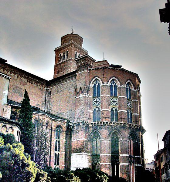 Venice churches: Santa Maria Gloriosa dei Frari