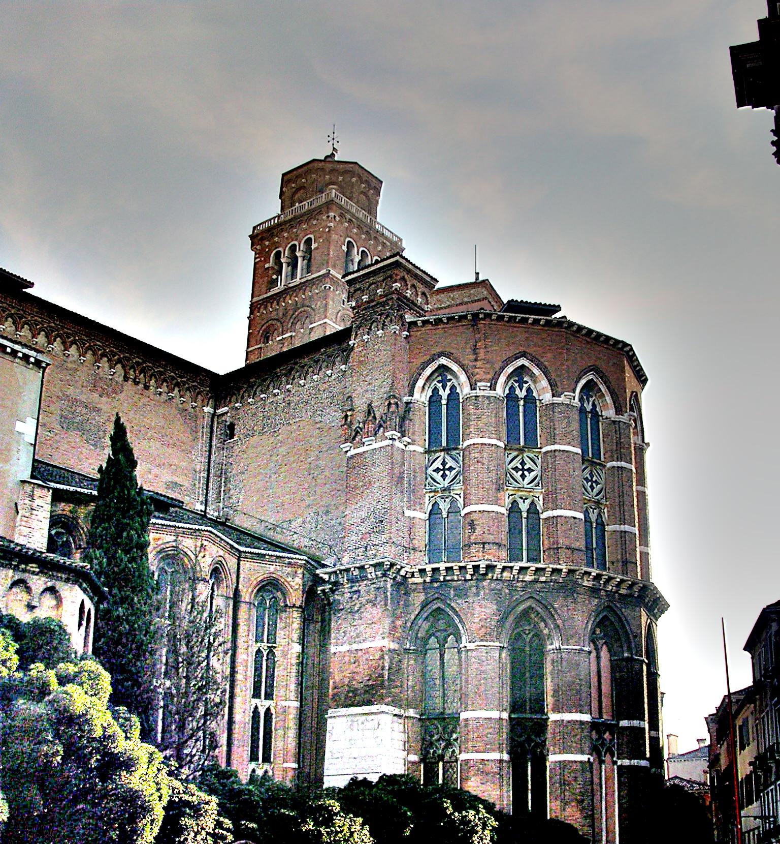 Santa Maria Gloriosa Dei Frari, Venice, Italy