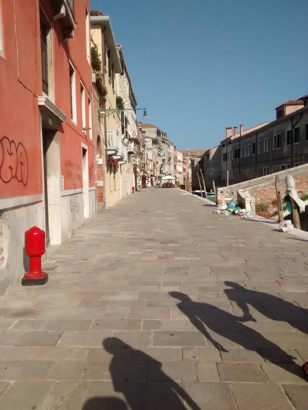 Magical, mysterious, wonderful Venice!