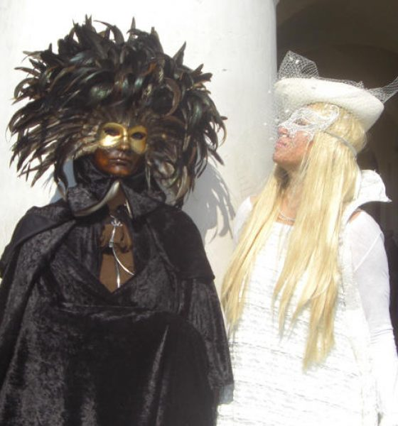 Carnival is over, some photos from Venice