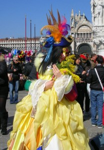 Women's Day in Venice