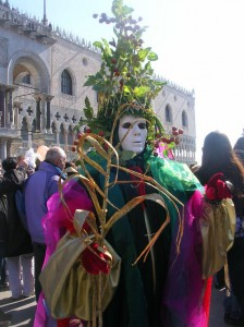 Trees in Venice