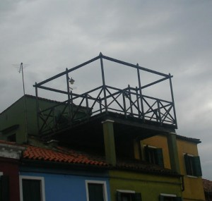 A typical Altana In Venice