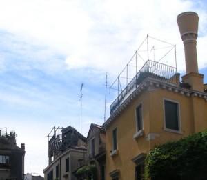 Altane near Saint Marks, Venice
