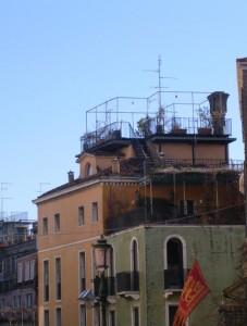 Altana near la Salute, Venice