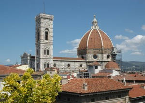 Santa Maria del Fiore in Florence by Leoplus