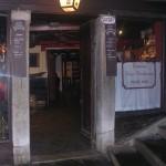 Entrance Vecia Carbonera