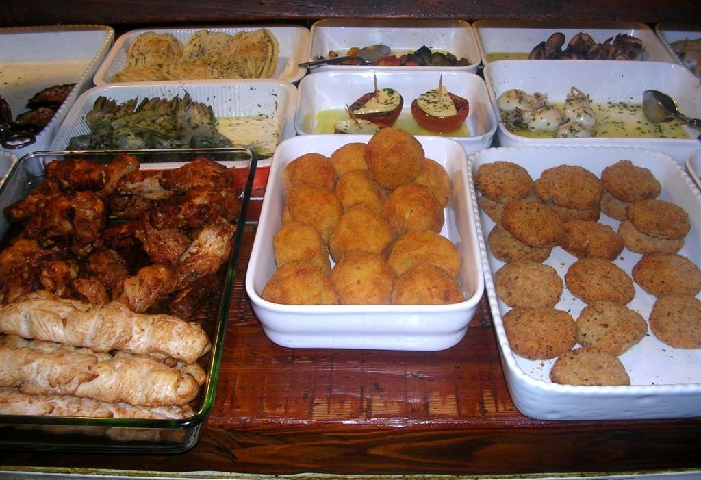 Real Venetian Food