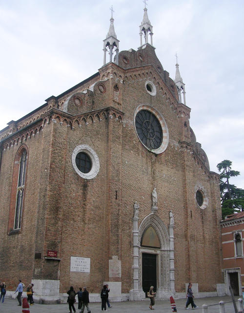 Frari's church