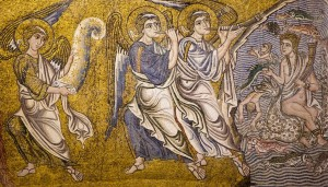 Mosaic in Torcello