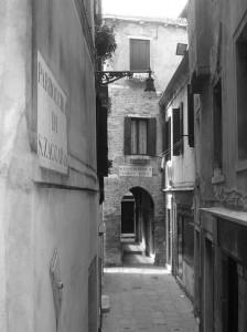 Calle of Venice